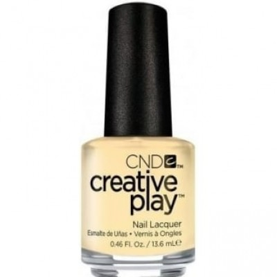 CND Creative Play Nail Lacquer - Bananas For You [424] 13.6ml